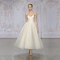 Wholesale Wedding dress new high end bride custom wedding was thin European and American wedding dress JSY01