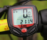 Wholesale Quality goods along the east SD b multi function cable mountain bike spec Cycling equipment odometer