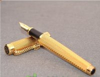 Wholesale JINHAO NOBLEST GOLD DRAGON ROLLER BALL PEN pen High quality brand