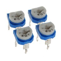Wholesale Newest Hot Sale High Quality mm k ohm R horizontal Type Trimpot Trimmer Pot Variable Resistor