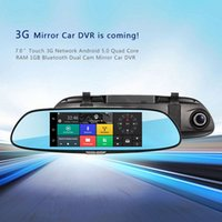 Wholesale 7 inch Android system G online Android GPS navigation car DVR