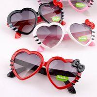 baby designer sunglasses - Cute Kids Child Polarize PC UV400 Resin Lenses Sports Sun Glasses Baby For Girls Boys Outdoor Designer Sunglasses Color Free Ship S1045