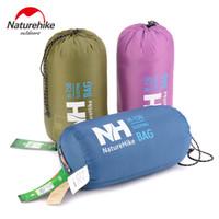 Wholesale Outdoor Camping Ultralight Portable Envelope Cotton Sleeping Bag Spring Autumn Winter Tent Light weight Sleeping Bags