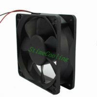 Wholesale 5pcs GDT mm cm DC V wires Brushless Cooling Motor Exhaust Fan fan cpu