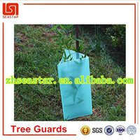 Wholesale New product hot sale China supplier competitive price best quality custom durable lightweight recyclable pp plastic tree guards protection
