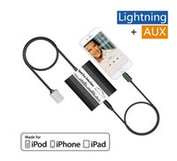 aux corolla - iPod iPhone iPad aux Adapter Lightning Cable Charger for Toyota Camry Corolla Tundra RAV4 Highlander Prius Lexus RX GS Scion pin