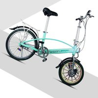 bicycle standards - 2016 Hot Folding Electric Bicycle Standard Type High speed Brushless Motors Lithium Battery One Seat Electric Bikes UK XF