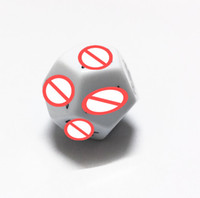 Wholesale Sexual Dice - 10pcs lot Sex Funny Dice 12 kinds different sexual positions Love Dice of Sex Fun Toys Sex Toy For Adult Sex Game