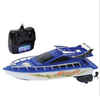 Wholesale Kids Baby Toy Children s Toys Kids Remote Control RC Super Mini Speed Boat High Performance Boat Toy Baby Toys Gift