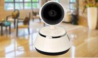 Wholesale Smart housekeeping artifact V380 wireless smart home HD surveillance camera network camera X8300C white mm Customizable