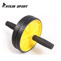Wholesale Updated Version Abdominal Wheel Ab Roller With Mat For Exercise Fitness Equipment