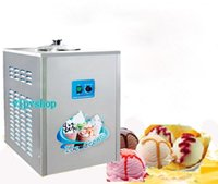 Wholesale Commercial V Hard Ice Cream machine BQL Y Stainless Steel Ice Cream Maker