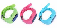 Wholesale GPS Smart Kid Safe for smart Watch Wristwatch SOS Call Location Finder Locator Tracker for Child Anti Lost Monitor Baby