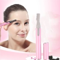 Wholesale Electric Travel Ear Nose Neck Eyebrow Hair Body Blade Razor Trimmer Shaver Compact and lightweight