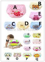 Wholesale 5PCS cartoon baby training pants waterproof diaper pant potty toddler panties newborn underwear Reusable