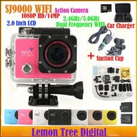 bag sport roller - SJ9000 Wifi Diving sport camera two extra batterier one memory card of a carring bag
