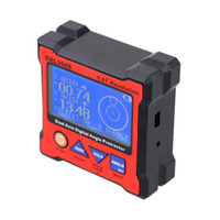 Wholesale DXL360S Digital Angle Protractor Inclinometer Level Box ã