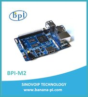 Wholesale Banana Pi upgraded version Banana Pi M2 A31S IC Quad core Single Board Computer GB of DDR3 SDRAM