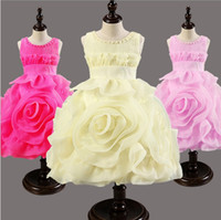 party dresses for baby - Flower girl dresses Children dresses Kids wedding party dress baby girls dresses for size years