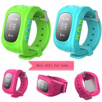 age times - Real time locator wrist watch gps tracking device smart watch for kids from China factory easy dial calls