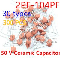 Wholesale Values PF PF V Ceramic Capacitor Assorted kit Assortment Set