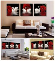 beautiful posters - Print poster canvas Wall Art Beautiful roses cuadros Decoration art oil painting Modular pictures on the hall wall no frame
