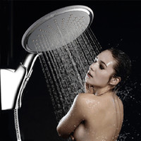 bathroom water heaters - Color super large nozzle cm supercharged handheld shower bathroom water heater shower head water booster