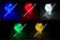 Wholesale No Delay Arcade DIY Kit Parts LED USB Encoder To PC China Joystick LED Illuminated Push Buttons For
