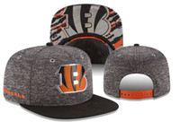 bengals hats - Bengals Snapback Hat Fashion Snapbacks Hot Football Teams Hats Sports Caps Men Women Flat Brim Cap SG