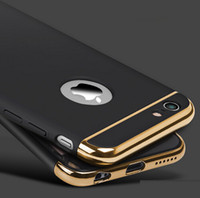arrival cover - 2016 New Arrival Luxury Removable in Hard Plastic Case For Iphone7 PLUS S PLUS PC Electroplating Matte Cover