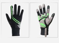 Wholesale Gloves Sports Gloves Outdoor Gloves Cycling Gloves Touch Gloves Breathable Rock Climbing Gloves Half finger Gloves Thicken High grade Gloves