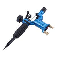 Wholesale Pro Unique Design Rotary Body Painting Tattoo Machine Shader Liner Rotary Gun Colors Assorted Tattoo Gun Grips Kits for Tattoo