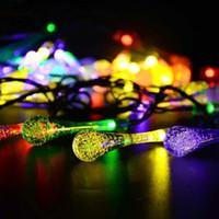 Cheap Solar Lights Strings, Fairy Light Decorative Ball Lights String Lights  for Indoor, Garden