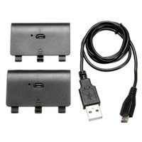 Wholesale Play Recharge Controller Cable Batteries Battery Power Plus for XBOX