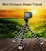 Wholesale New Arrival Hot OMini Universal Portable Stand Holder Octopus Shape Tripod For Each Photographer
