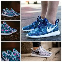 Wholesale 2016 New Color ROSHE ONE Print Running shoes for men women Roshe runs sneakers trainers outdoor shoes Roshes sport shoes size