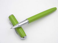 Wholesale High Quality Fountain green Smooth Writing International Brand Multi Function Pen