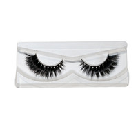 Wholesale Hypo Allergenic False Eyelashes for Casual Makeup Sterilized Handmade Light Soft Eyelash Extensions with Mink fur F2
