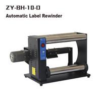 automatic recycling machine - ZY BH D Desktop Automatic label rewinder Label recycling machine Label roll retractor machine V Hz