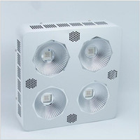 Wholesale 2016 new arrivals Band W W w Full Spectrum COB Led Grow Lights for Hydroponics cultivation flower quiet fans and good cooling