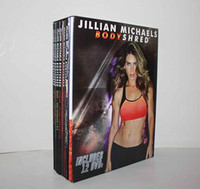 Wholesale NEW Recreation Fitness Series Collection Jillian Michaels BODYSHRED DVD New Sealed