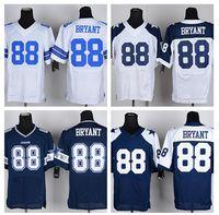 cowboys jerseys - HOT SALE Men s Cowboys Elite Football Jerseys BRYANT High Quality Stitched authentic Four Colors Allowed