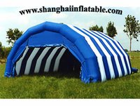 Wholesale colorful camping tent inflatable tent sun shelter with high quality for sale
