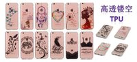 beautiful mobile phones - Soft Beautiful Pattern Transparent TPU Case For Huawei Y3II Y5II Y360 Y635 P8 lite P9 lite Mobile Phone Rubber Silicone Bag Cover Cases