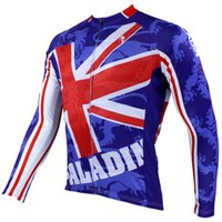 Wholesale 2016 Men s Cycling Jersey Bicycle Jersy Bick Jersey Motorcyle Clothing Merida Roupas De Ciclismo Jersey Manga Cruta Uk Flag Jersey