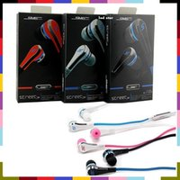 apple music player - SMS cent sports in ear headset headphones earphone Neckband In Ear Music Player For Iphone Samsung LG HTC