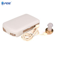 amplified body - Body worn hearing aid earphone ear sound amplifier deafness equipment S A amplified sound