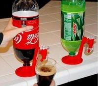 Wholesale New Hot Home Bar Portable Coke Soda Soft Drinking Drink Saver Dispense Dispenser Faucet fei