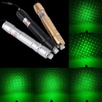 Wholesale car Newest Outdoor mW Laser Pointer Pen nm Zoomable Adjustable Focus Beam