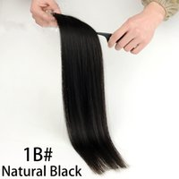 Wholesale Cheap Tape Hair Extensions Virgin Straight Pu Skin Weft MRS HAIR quot quot quot Tape In Human Hair Extensions